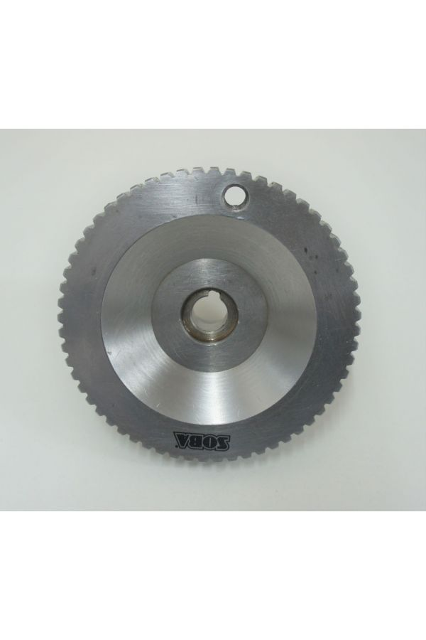 SPECIAL HANDWHEEL/DRIVE PULLEY FOR ROTARY TABLE