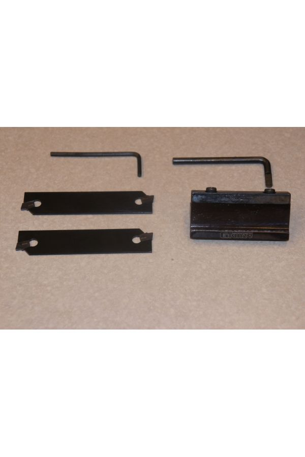 INDEXABLE CARBIDE PARTING TOOL SET WITH HOLDER