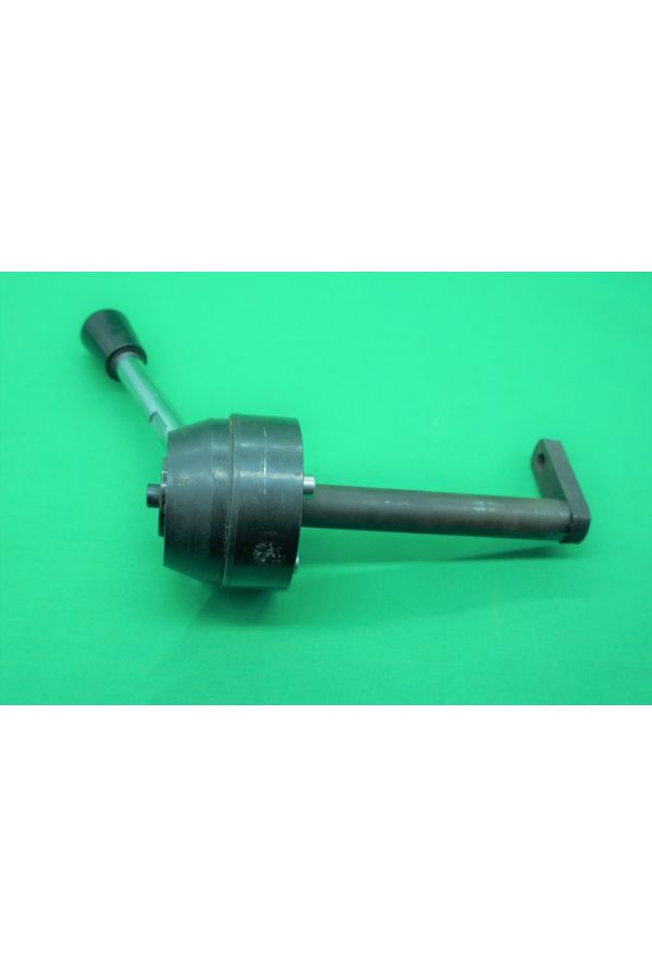 SHIFTER ASSEMBLY FOR LATHE OR MILL 3 POSITIONS WITH POSITIVE LOCK