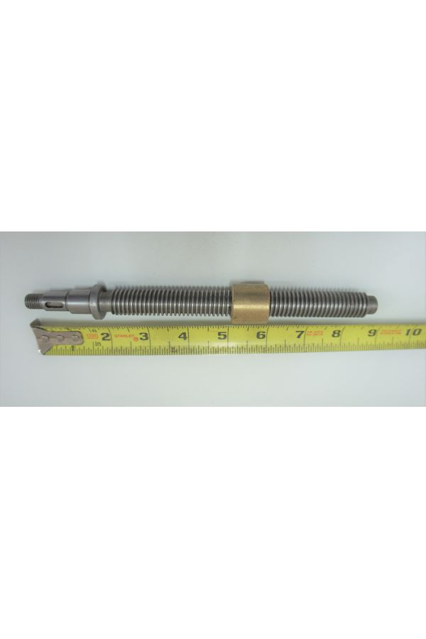 METRIC TAILSTOCK SCREW AND NUT