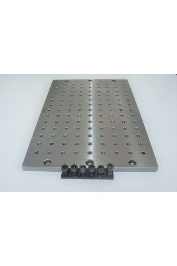 STEEL FIXTURE PLATE FOR MEDIUM MILLS