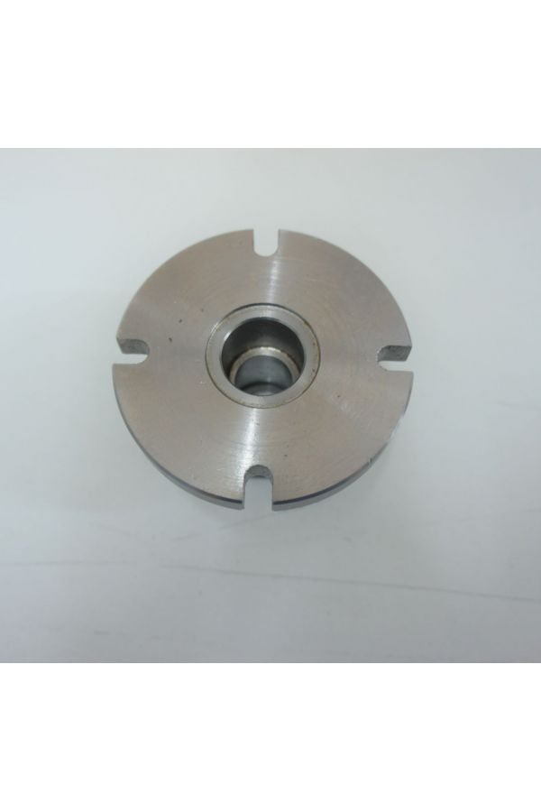 ER 25 COLLET CHUCK AND MOUNTING PLATE WITH 6 COLLETS