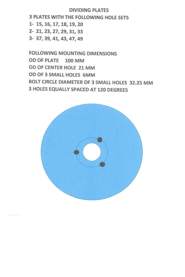 """5"""" and 6"""" CNC ROTARY TABLE UPGRADE KIT"""