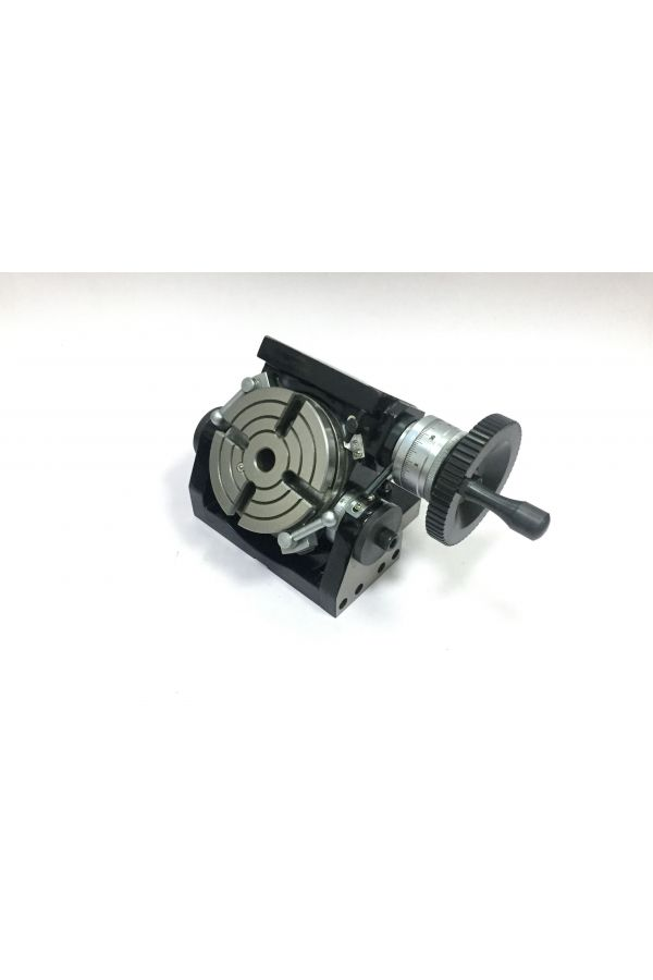 """4"""" ROTARY TABLE HIGH PRECISION TILTING STYLE"""