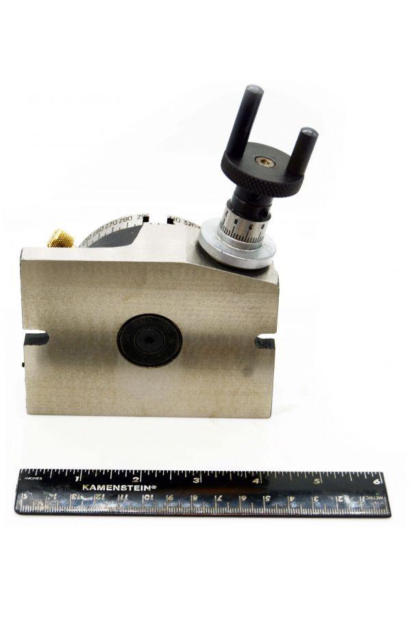 "ROTARY TABLE 3"" DIAMETER HORIZONTAL/VERTICAL for Mini Mill"