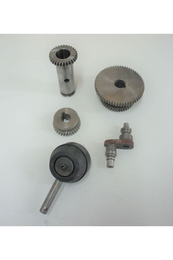 GEARS AND GEAR SELECTOR SET FOR DIY PROJECT
