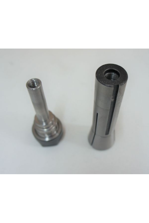 """ST 8 1/2"""" R-8 Collet WITH ER 20 COLLET CHUCK"""