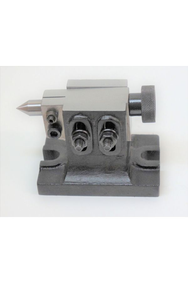 """TAILSTOCK ADJUSTABLE FOR 4.3, 5"""" AND 6"""" ROTARY TABLES"""